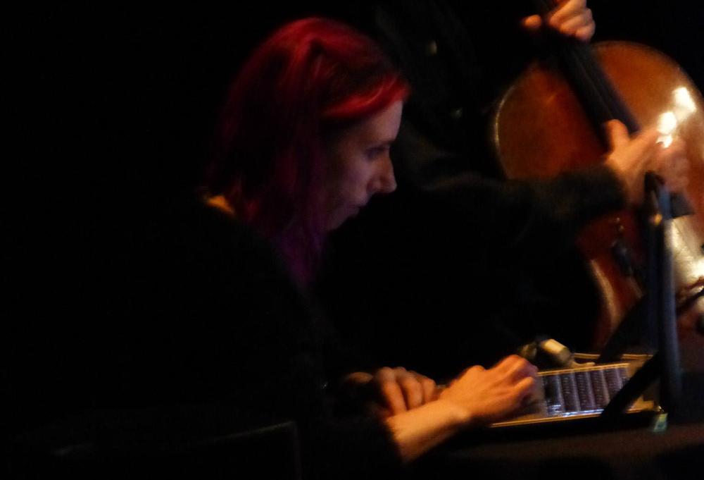 Dorianne, Langage des Visceres, 20 mars 2015