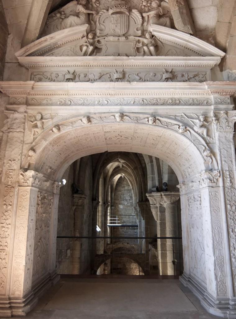 Monastery Santa Clara-a-Velha