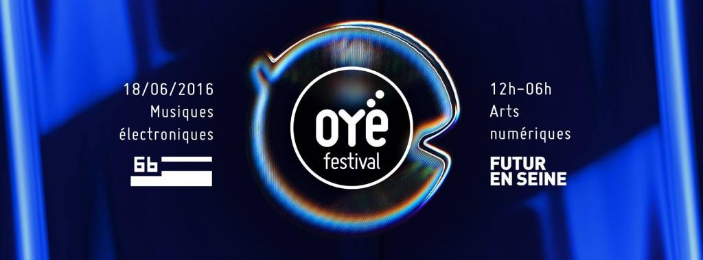 Flyer Oyé Festival