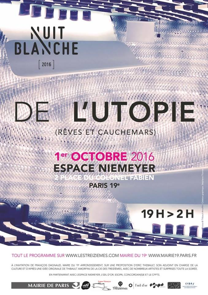 Flyer Nuit Blanche