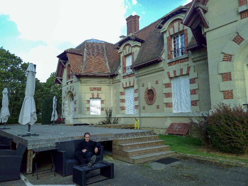 Le château Ephémère