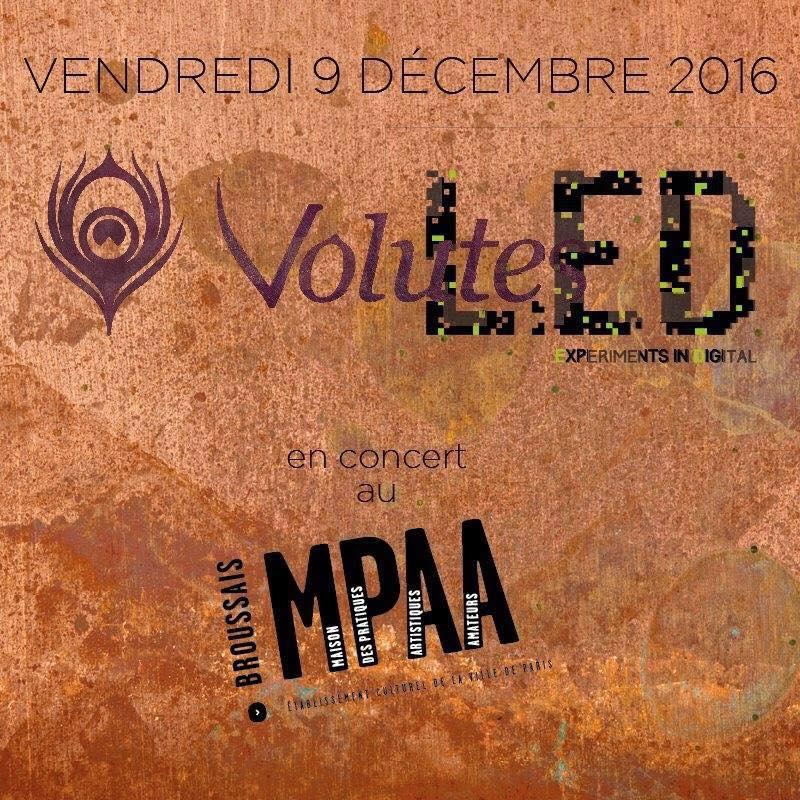 Volutes MPAA