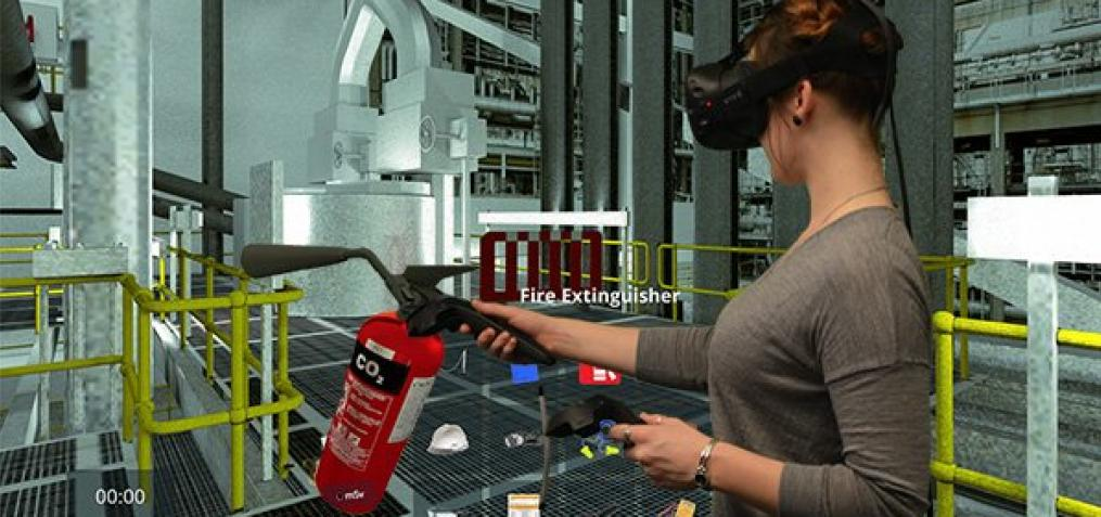 AR, VR For Safety Training