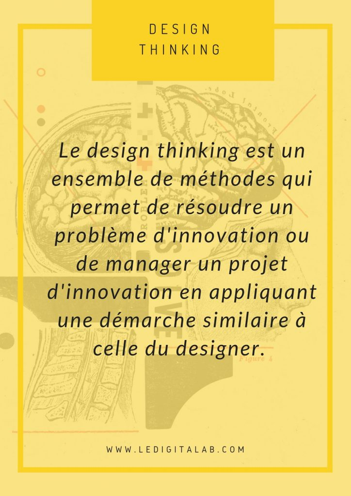 definition design thinking